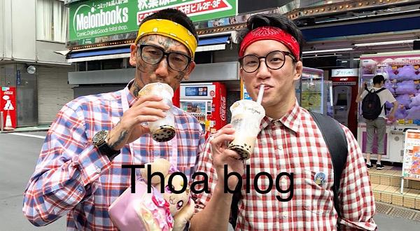 Youtubeで人気の瓜田純士さんがオタクになった?! | Thoa blogs